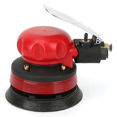 5-inch pneumatische polijstmachine, lucht-water-schuurmachine met 1/4