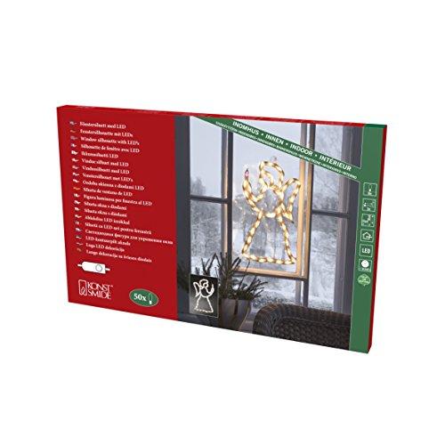 Konstsmide, 2173-010, LED Fenstersilhouette,