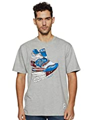New Balance Camiseta Coming Apart T de Manga Corta para Hombre