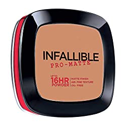 Best Foundation for Oily Skin in India - Infallible Pro-Matte from LOreal - Foundation for Oily Skin