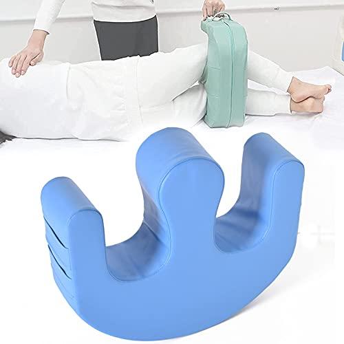 Dispositivo de Giro Multifuncional, los Ancianos Dan la Vuelta al Dispositivo de enfermería para Ayudar a los Ancianos con la rotación,del Dispositivo de rehabilitación Anti-decúbito,Azul