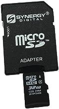 کارت حافظه microSDHC 32 گیگابایتی با آداپتور SD سازگار با تلفن همراه LG TRIBUTE