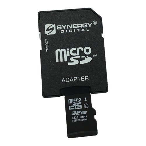 Nikon KeyMission 360 4K Action Camera Memory Card 32GB microSDHC Memory Card with SD Adapter