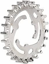 Gates Carbon Drive Surefit Center Track Bike Belt Drive Rear Sprocket (Silver - 24T x Alfine/Nexus Hub 11 Pitch)