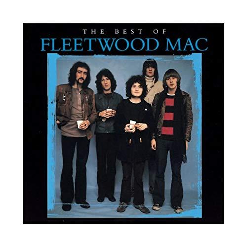 Singer Fleetwood Mac Mirage - Funda para álbum (1) Póster de lona para dormitorio, deportes, paisaje, oficina, habitación, decoración, regalo, 50 x 50 cm, estilo unframe-1