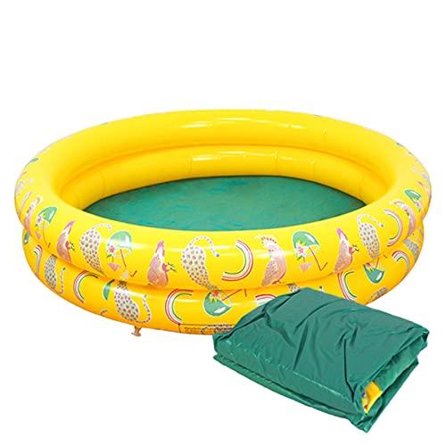 Aoten Piscina hinchable familiar para niños de ocio al aire libre para jugar en el verano