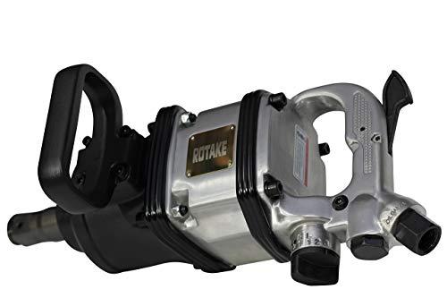 ROTAKE Schlagschrauber I Druckluft-Schlagschrauber 3200NM SD | 1 Zoll Aufnahme I Lösedrehmoment von 3200 Nm I 3 Geschwindigkeitsstufen I Rechts- und Linkslauf