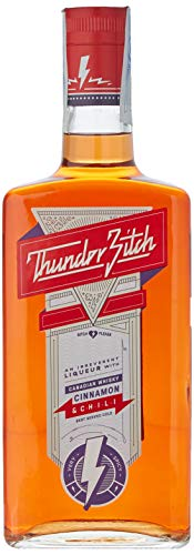 Thunder Bitch Licor de Whisky, 700 ml