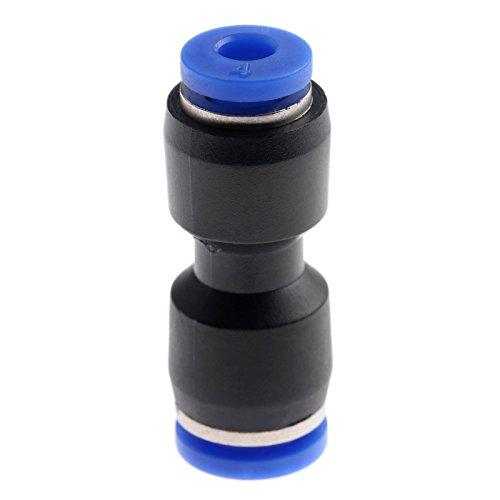 1 UNID PUSOS PLÁSTICOS PLÁSTICOS PUSH EN CAPITOS DE REDUCTOR RECTORIENTE PARA PIEZAS NEUMÁTICAS DE PLÁSTICO DE AGUA DE AGUA DE AGUA DUO ER (Color : 6mm to 4mm)