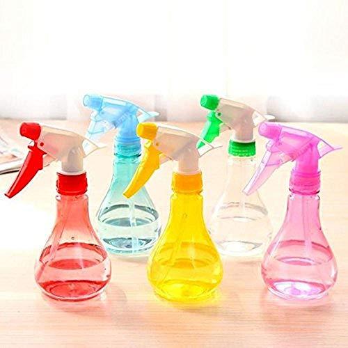 AsentechUK® Vaporisateur d'eau en plastique de 250 ml avec gâchette manuelle pour le jardinage, les bonsaïs, les fleurs (couleur aléatoire)