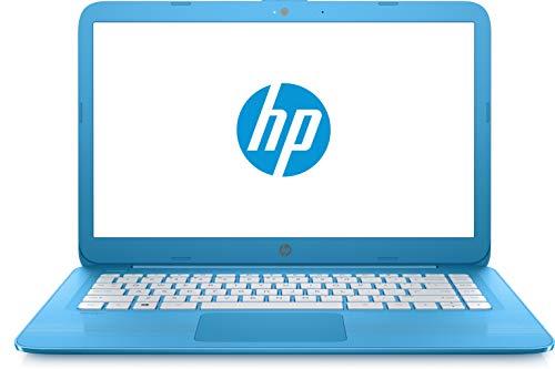HP Stream 14-cb011wm Azul Computadora portátil 35.6 cm (14') 1366 x 768 Pixeles Intel® Celeron® N N3060 4 GB DDR3L-SDRAM 32 GB eMMC - Ordenador portátil (Intel® Celeron® N, 1.6 GHz, 35.6 cm (14'), 1366 x 768 Pixeles, 4 GB, 32 GB)