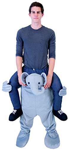Lift Me Walking Elephant Carrying Costume (Youth)