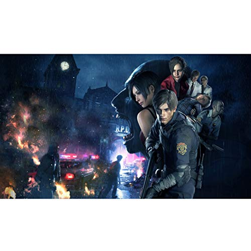 Puzzles  Sherry Resident Evil 2