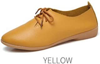 65beb18213bc6 Amazon.com: Yellow - Oxfords / Shoes: Clothing, Shoes & Jewelry