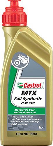 Olio Mtx Full Syntetic 75W-140 1L Lubrificante auto
