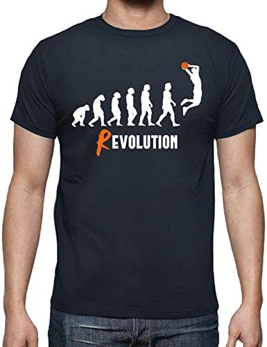 latostadora - Camiseta Basket Revolution para Hombre