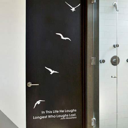 Vliegenvleugel met p aacute; jaro volador pegatinas de pared eenvoudige, natuurlijke woonhuis de estar sof Acute; gepersonaliseerd decoratief hangend 83 x 110 cm
