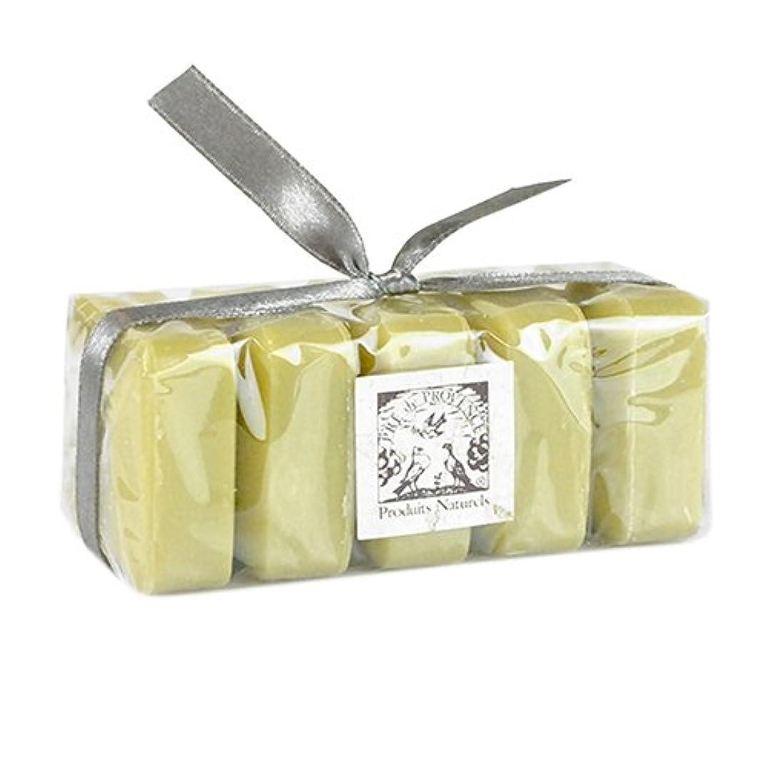 スプーン鎖エイリアスPRE de PROVENCE シアバター エンリッチドソープ ギフトパック バーベナ VERBENA プレ ドゥ プロヴァンス Shea Butter Enriched Soap