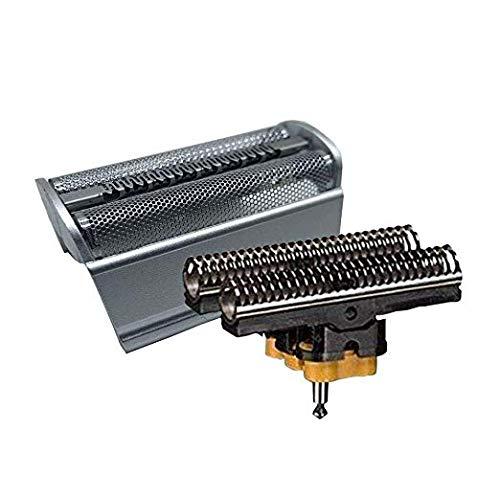 Serie 3 31S Vervangingskop voor folie en snijder, compatibel met Braun Serie 3, Contour, Flex XP en Flex Integral