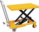 VANDEC Scissor Lift Table - Hydraulic Model SPA500