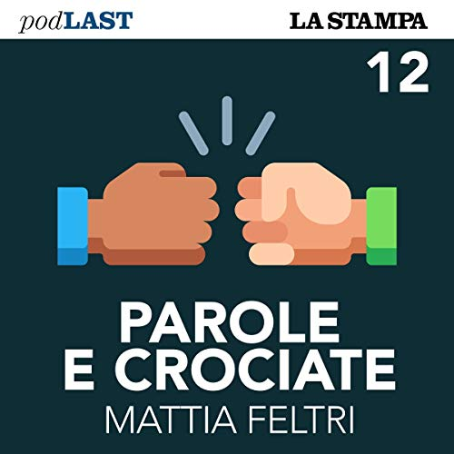 Uomini e cani (Parole e Crociate 12) audiobook cover art