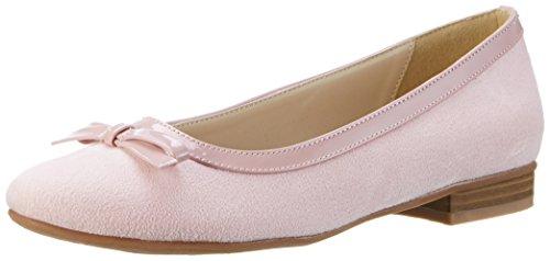 HIRSCHKOGEL Damen 3003424 Geschlossene Ballerinas, Pink (rosa), 38 EU