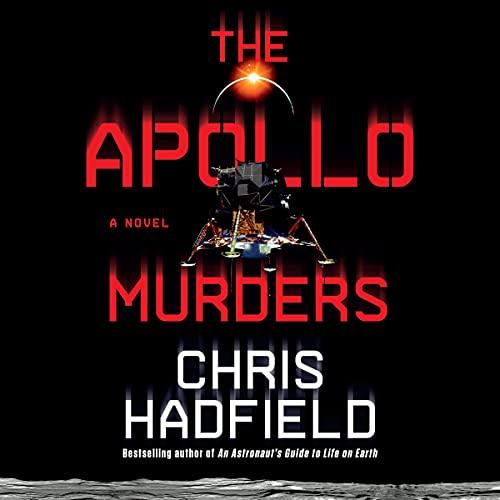 The Apollo Murders cover art