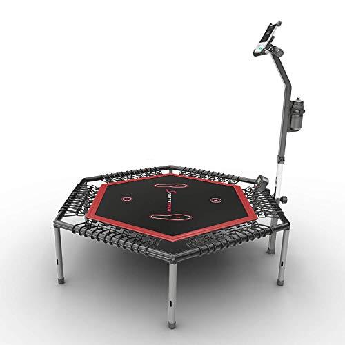 Sportstech HTX100 Trampoline de Fitness Intelligent,...