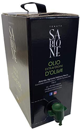 Olio Extravergine di Oliva Tenuta Sablone Bag in Box 3 litri