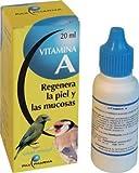 PAX FARMA Vitamina A PAJAROS 20 ML