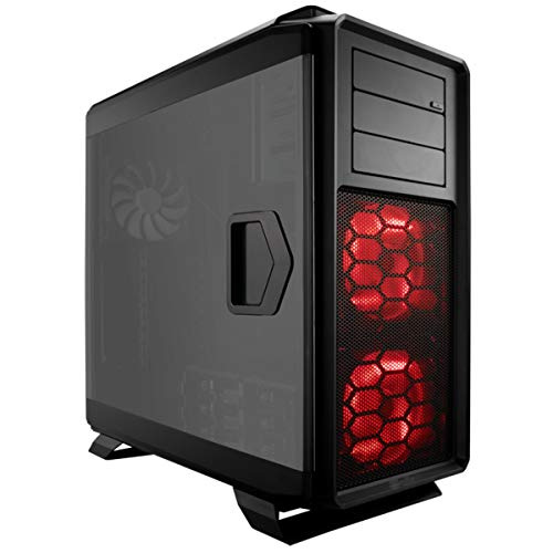 Adamant Custom Gaming Desktop Computer Intel Core i7 8700K 3.7Ghz Liquid Cooling Rog Strix Z370 32Gb DDR4 RAM 8TB HDD 1TB 970 NVMe SSD 850W PSU Geforce RTX 2080 Ti 11Gb