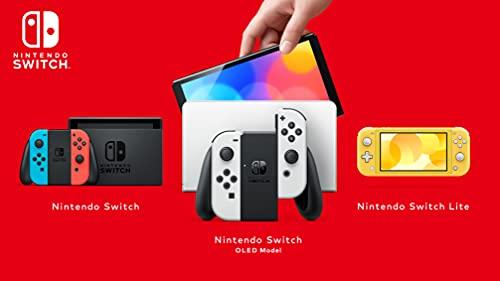Nintendo Switch (OLED Model) - White
