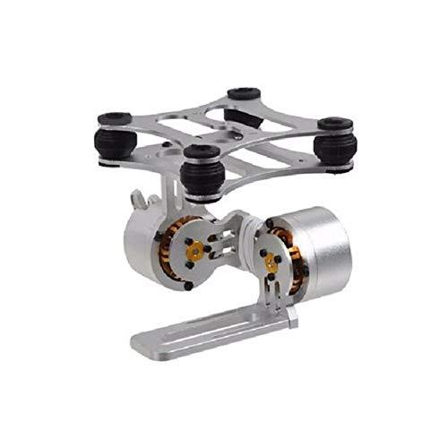 Quintion Child Gute Qualität Aluminium Brushless Kamerahalterung Gimbal Rahmen for GoPro Hero 2 3 DJI Phantom 2