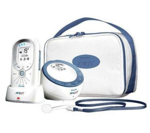 Philips–SCD 499–AVENT–DECT Baby Monitor