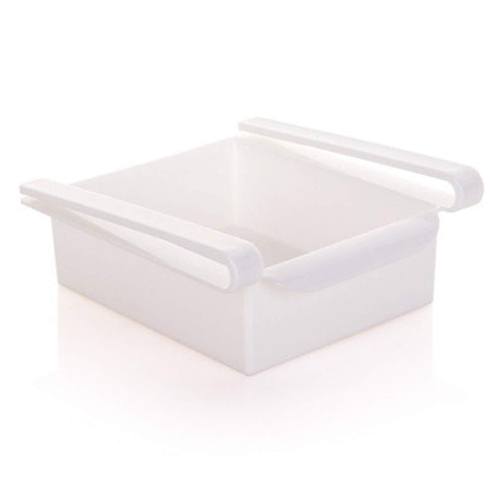 LWGY Cajonera Frigorifico Caja De Almacenamiento Cajón Frigorífico Bandeja De Refrigerador Bandeja De Verduras Compartimento Extra Compartimento: Amazon.es: Hogar