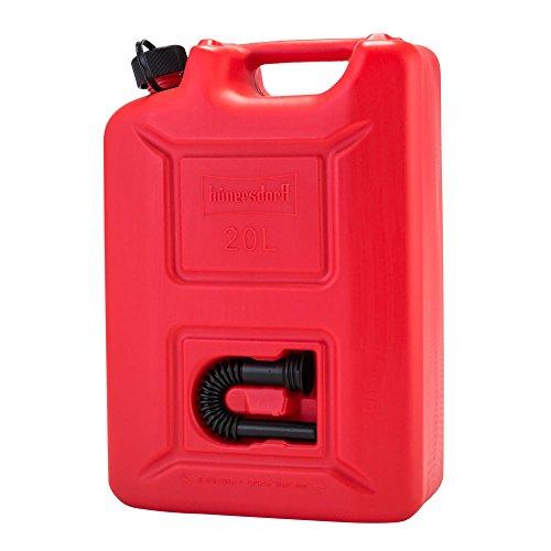 [ ヒューナースドルフ ] Hunersdorff 燃料タンク ポリタンク フューエルカンプロ 20L ウォータータンク 802060 レッド Red FUEL CAN PRO 燃料 灯油 タンク キャニスター アウトドア キャンプ [並行輸入品]