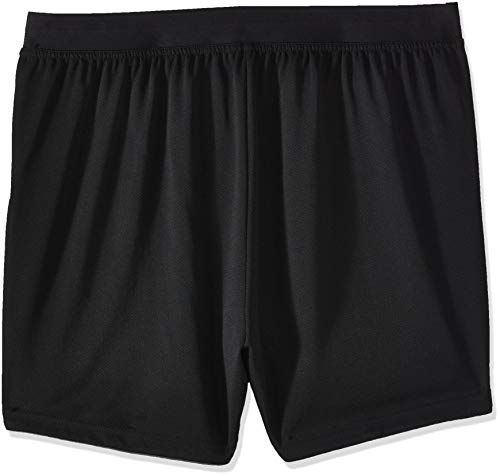 adidas Damen D2M Knit Shorts, Black/White, M