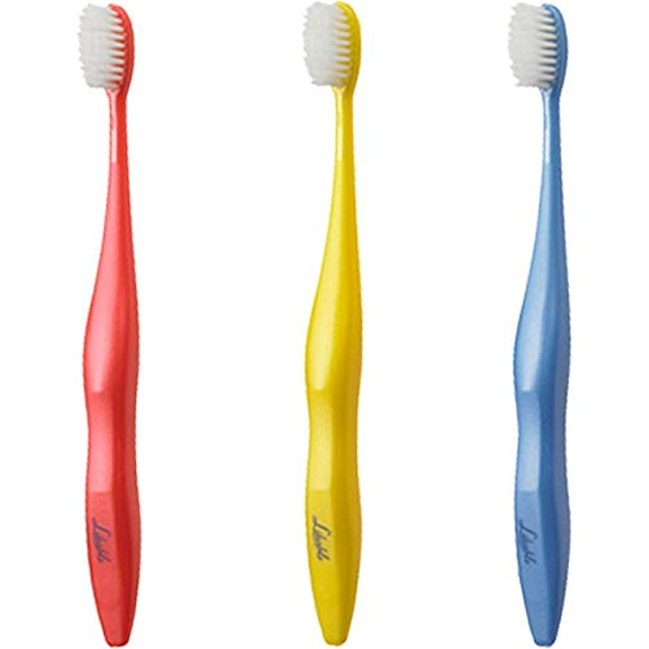 プラスチック地殻同僚日本製 歯ブラシ ライカブル 5本【ライカブル】