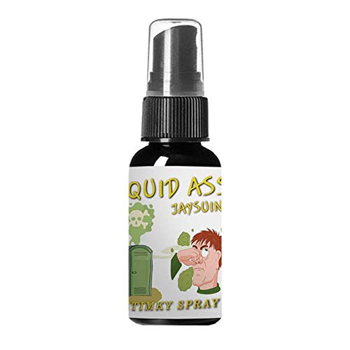 Yongirl Spielzeug Neuheit Die stinkenden Füße Gross Stinky Fart Sprays Ideal für Streiche Global Spray Stank Stink Mist Balight
