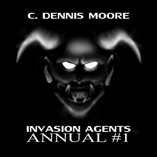 Invasion Agents Annual: Resurrection and Faith audiobook cover art