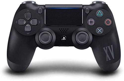 Final Fantasy XV PS4 DualShock 4 Wireless Controller for PlayStation 4 (Renewed)