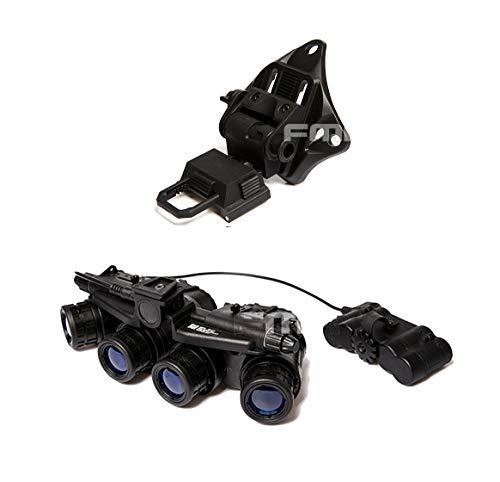 FMA Tactical GPNVG18 Lunettes de vision nocturne et support en plastique pour casque NVG L4G19