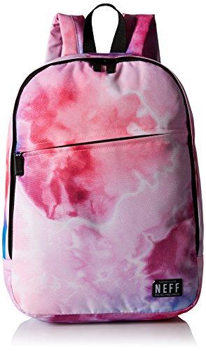 neff Unisex Daily School Backpack, Pastel Tie Dye, One Size