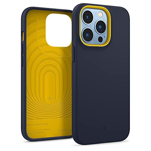 Caseology Nano Pop Coque Compatible avec iPhone 13 Pro - Blu