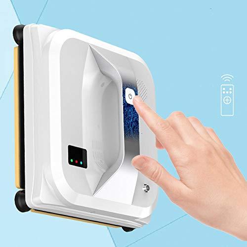 Robot de Limpieza de Ventanas de Alta succión, aspiradora doméstica, Ventana eléctrica Inteligente de Control Remoto de vínculos de Limpieza de Glas