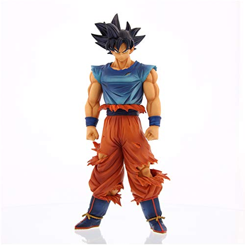 608999 - Dragon Ball Super- Figurine Grandista Nero- Son Goku Ver 3- 28cm (Playstation 4)