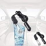 Acogedor Calentador eléctrico de inmersión, 12 V / 24 V Mini Coche eléctrico portátil Calentador de inmersión de Agua hervida Viajar Camping Picnic Nuevo(12V)
