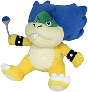 "Little Buddy Super Mario Series Ludwig Von Koopa 7"" Plush"