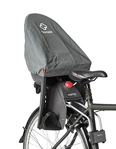HAMAX Regen Cover Rain Kindersitze, Grau, One Size