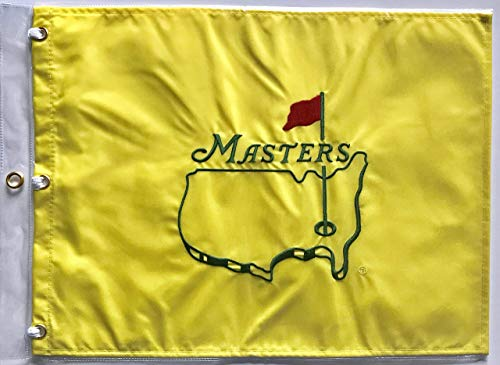 Masters golf Flag undated pin flag augusta national 2020 Masters pga